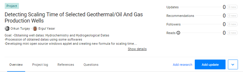 Detecting Scaling Time of Selected Geothermal/Oil And Gas Production Wells